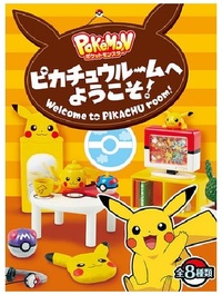 Pokemon: Welcome to Pikachu's Room - Mini-Figure (Blind Box)