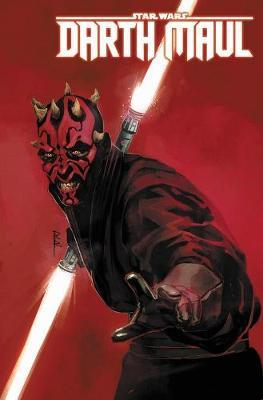 Star Wars: Darth Maul by Cullen Bunn