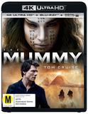 The Mummy (2017) on UHD Blu-ray