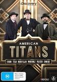 American Titans on DVD