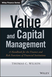 Value and Capital Management by Thomas C Wilson