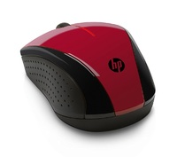 HP X3000 - Wireless Mouse (Red)