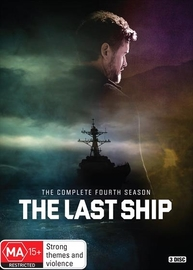 The Last Ship: Season 4 on DVD