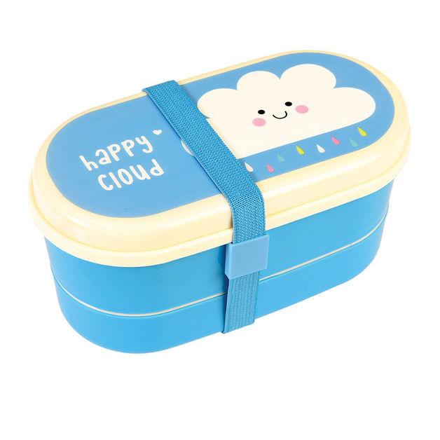 Bento Box - Happy Cloud