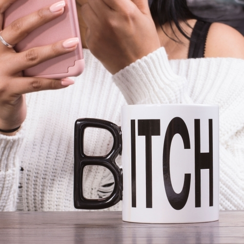 Bitch Mug image