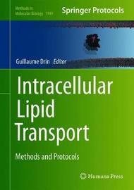 Intracellular Lipid Transport