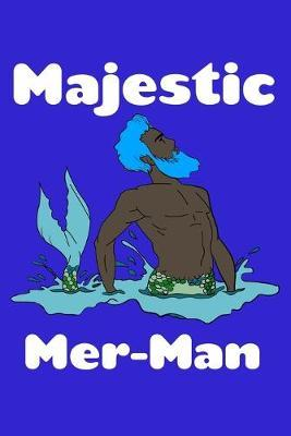 Majestic Mer Man by Green Cow Land image