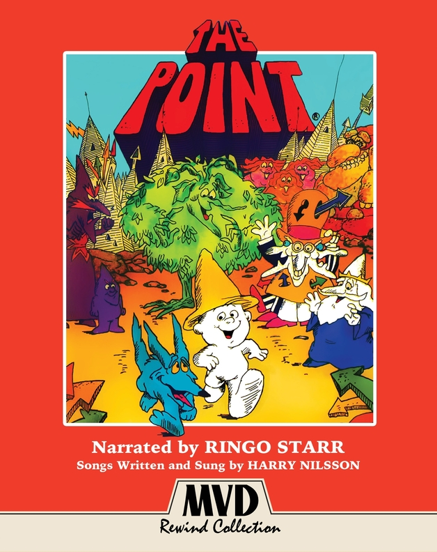 The Point (Ultimate Additon) by Harry Nilsson