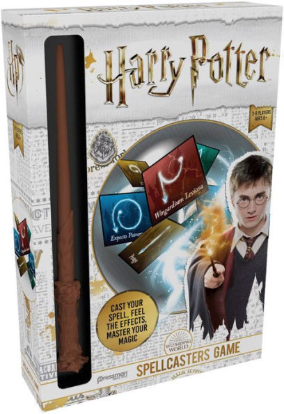 Harry Potter: Spellcasters - Board Game