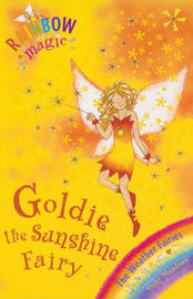 Goldie the Sunshine Fairy by Daisy Meadows image