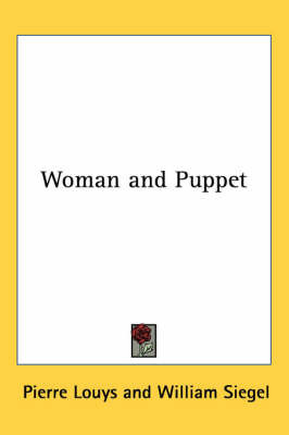 Woman and Puppet by Pierre Louys image