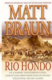 Rio Hondo by Matt Braun image