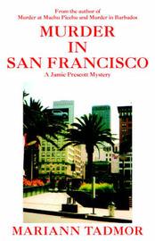 Murder in San Francisco by Mariann Tadmor image
