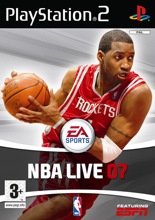 NBA Live 07 for PlayStation 2