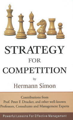 Strategy for Competition by Hermann Simon