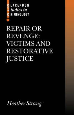 Repair or Revenge by Heather Strang