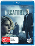 Alcatraz - The Complete First Season on Blu-ray