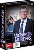Midsomer Murders - Complete Seasons 12-13 Box Set on DVD