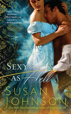 Sexy as Hell by Susan Johnson image