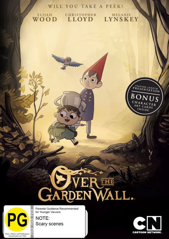 Over The Garden Wall Dvd In Stock Buy Now At Mighty Ape Nz