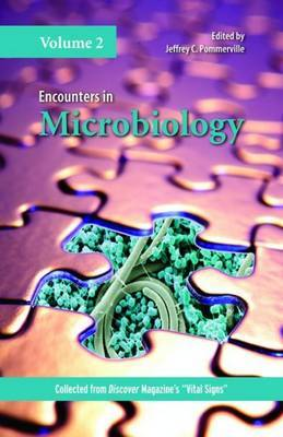 Encounters In Microbiology, Volume 2 by Jeffrey C. Pommerville image