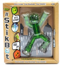 Stikbot: Single Pack - Green