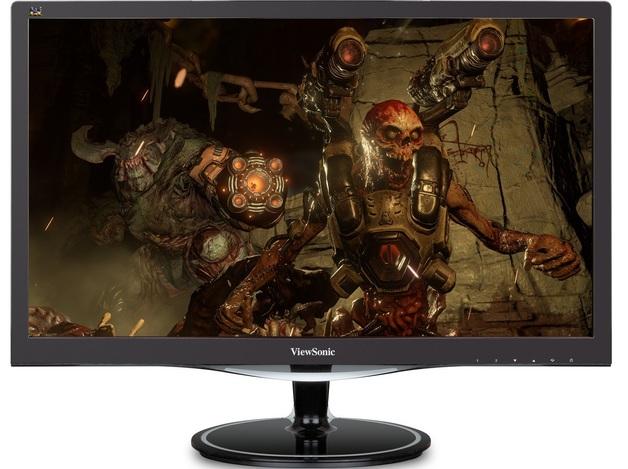 "24"" Viewsonic 75hz 1ms FreeSync Gaming Monitor"