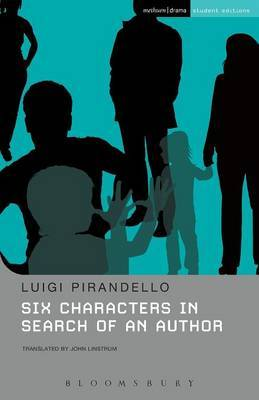 Six Characters in Search of an Author by Luigi Pirandello image