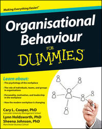 Organisational Behaviour For Dummies by Cary L Cooper