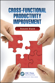 Cross-Functional Productivity Improvement by Ronald Blank