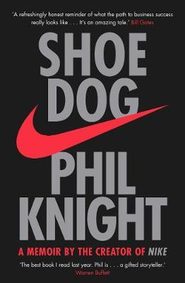Shoe Dog by Phil Knight image