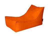 Beanz Lazy Bean Indoor/Outdoor Bean Bag Cover - Orange