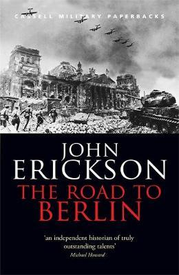 The Road To Berlin by John Erickson image