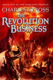Revolution Business, The (5) by Charles Stross image