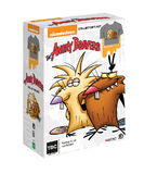 The Angry Beavers Collector's Set (includes t-shirt) on DVD