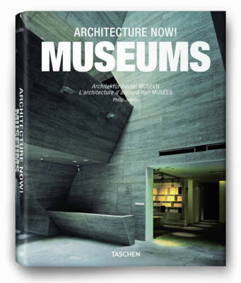 Architecture Now! Museums by Philip Jodidio image
