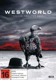 Westworld: Season 2 on DVD