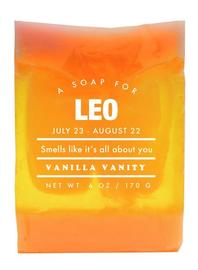 Whiskey River Co: Astrology Soap - Leo