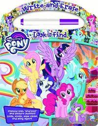 My Little Pony Write & Erase Look & Find