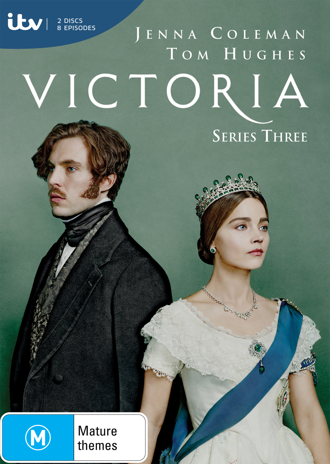 Victoria: The Complete Third Season on DVD image
