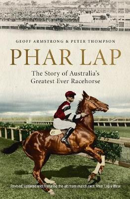 Phar Lap by Geoff Armstrong