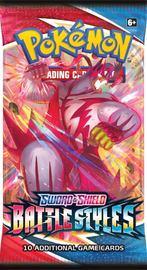 Pokemon TCG: Sword and Shield - Battle Styles Booster Box