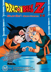 Dragon Ball Z 5.04 - Majin Buu - A Hero's Welcome on DVD