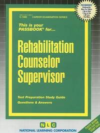 Rehabilitation Counselor Supervisor image