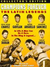 Champions Forever - The Latin Legends on DVD