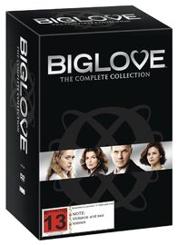 Big Love - The Complete Collection Box Set on DVD