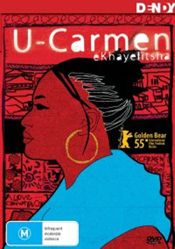 U Carmen on DVD