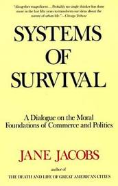 Systems Of Survival by Jane Jacobs image