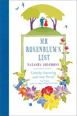Mr. Rosenblum's List: Or Friendly Guidance for the Aspiring Englishman by Natasha Solomons image