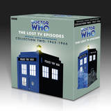 Doctor Who: The Lost TV Episodes Collection: No. 2: (1965-1966)